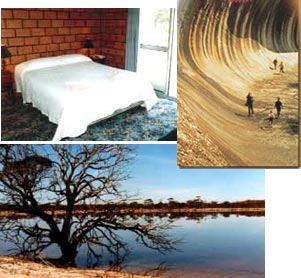 Wave Rock Resort - Accommodation VIC