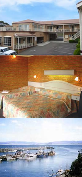 Twofold Bay Motor Inn - Accommodation VIC