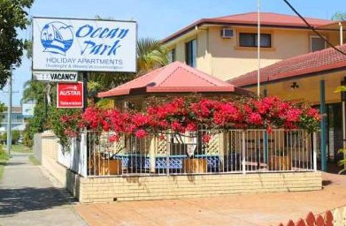 Ocean Park Motel and Holiday Apartments - Accommodation VIC