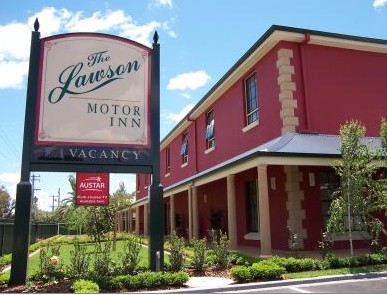 The Lawson Motor Inn - Accommodation VIC