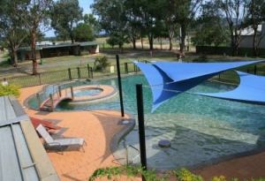 Valley Vineyard Tourist Park - Accommodation VIC