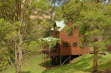 Hookes Creek Forest Retreat - Accommodation VIC