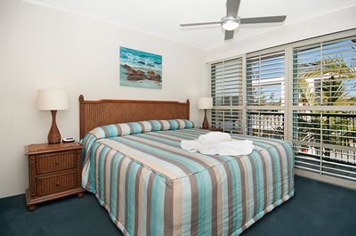 Norfolks On Moffat Beach - Accommodation VIC