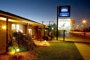 Best Western Pevensey Motor Lodge - Accommodation VIC