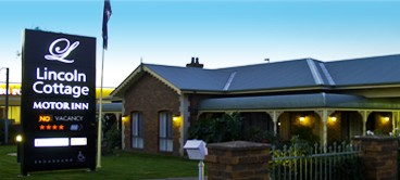 Lincoln Cottage Motor Inn - Accommodation VIC