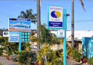 South Seas Motel - Accommodation VIC