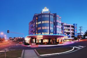 Grand Palais Beachside Resort - Accommodation VIC
