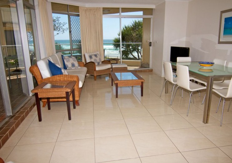 Foreshore Apartments, Mermaid Beach - Accommodation VIC