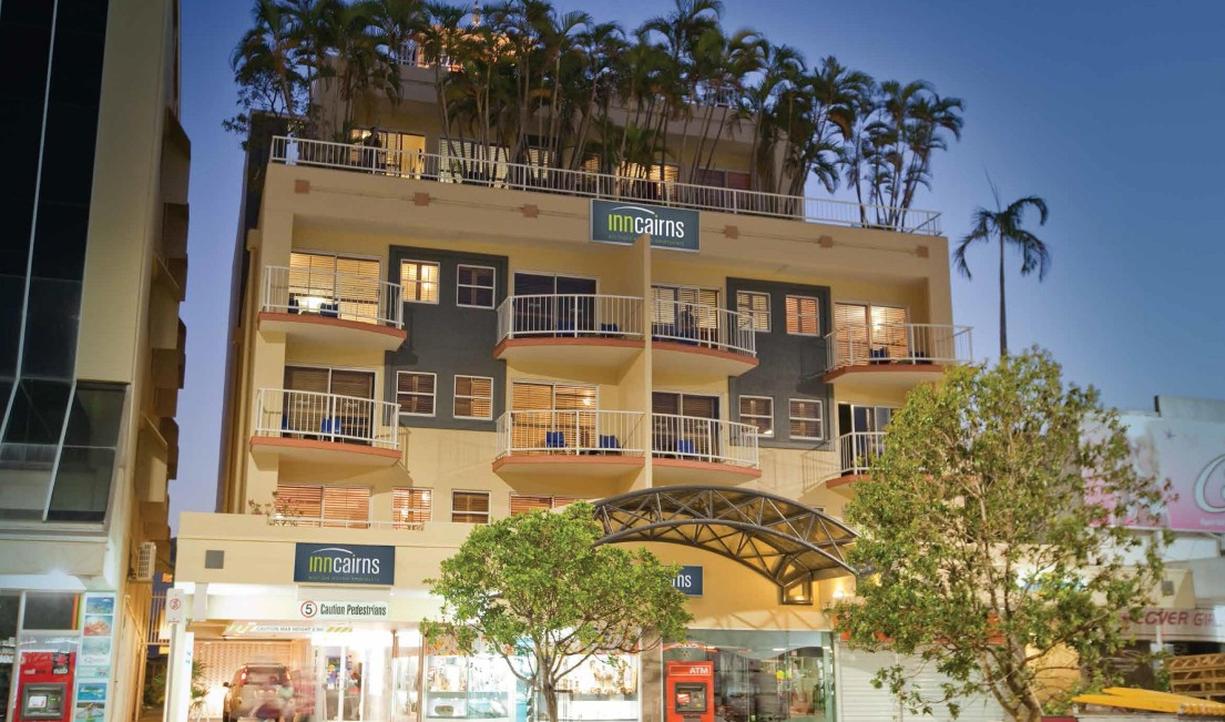 Inn Cairns Boutique Apartments - Accommodation VIC