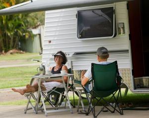 Coolum Beach Holiday Park - Accommodation VIC