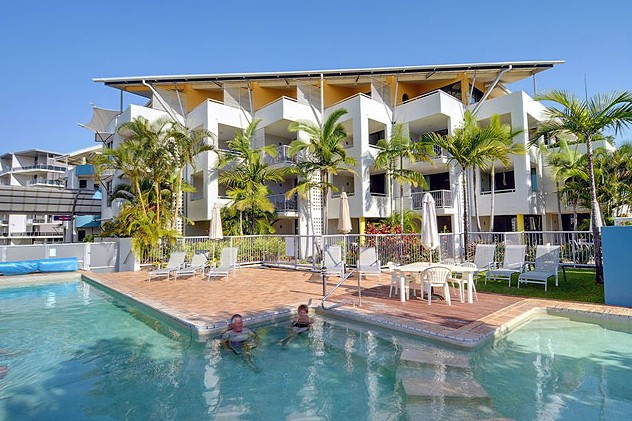 The Beach Club Resort - Mooloolaba - Accommodation VIC