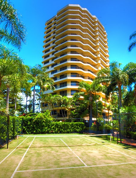 Aristocrat Apartments - Accommodation VIC