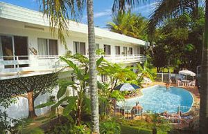 Silvester Palms Holiday Apartments - Accommodation VIC