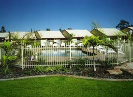 The Western Heritage Motor Inn - Accommodation VIC