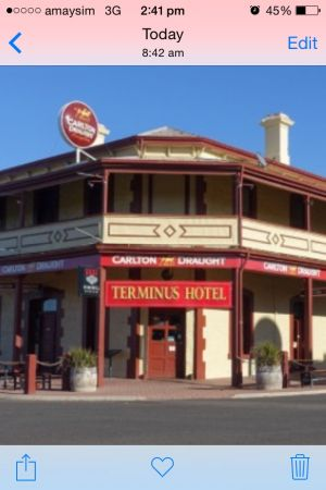 The Terminus Hotel Motel - Accommodation VIC