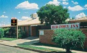Comfort Inn - Mid Town - Accommodation VIC