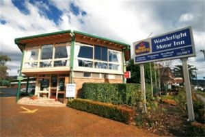 Wanderlight Motor Inn - Accommodation VIC