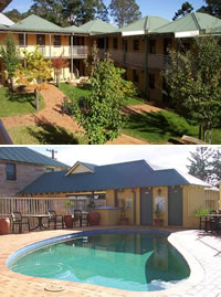 Pioneer Motel Kangaroo Valley - Accommodation VIC