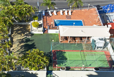 Centrepoint Resort Apartments - Accommodation VIC