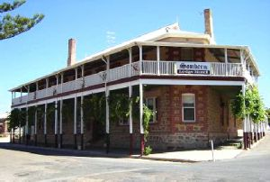 Sonbern Lodge Motel - Accommodation VIC