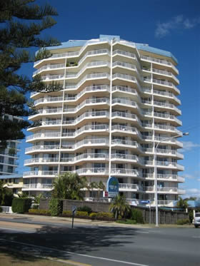 Meridian Tower - Accommodation VIC