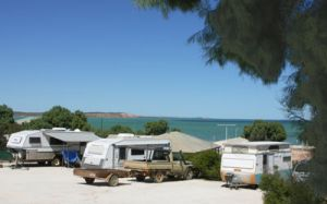 Blue Dolphin Caravan Park and Holiday Village - Accommodation VIC