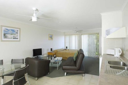 Beachcomber Resort - Accommodation VIC