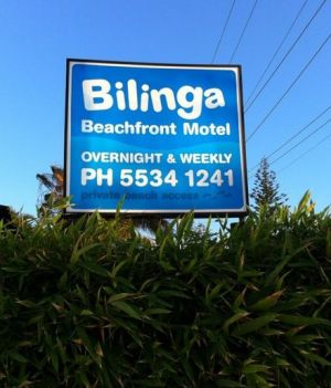 Bilinga Beach Motel - Accommodation VIC