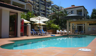 Chevron Palms - Accommodation VIC