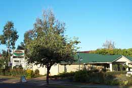 Riverland Motor Inn - Accommodation VIC
