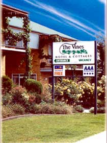 The Vines - Accommodation VIC