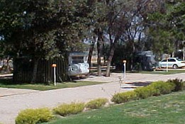 Paringa Caravan Park - Accommodation VIC