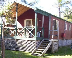 A Paradise Park Cabins - Accommodation VIC