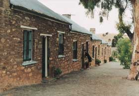 Burra Heritage Cottages - Tivers Row - Accommodation VIC