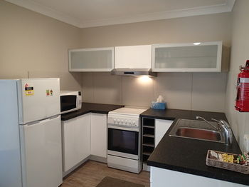 Dungowan Waterfront Apartments - Accommodation VIC