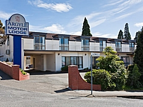 Argyle Motor Lodge - Accommodation VIC