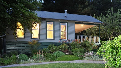 Folly Farm Rural Retreat - Accommodation VIC