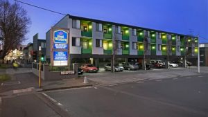 Best Western Melbourne's Princes Park Motor Inn - Accommodation VIC