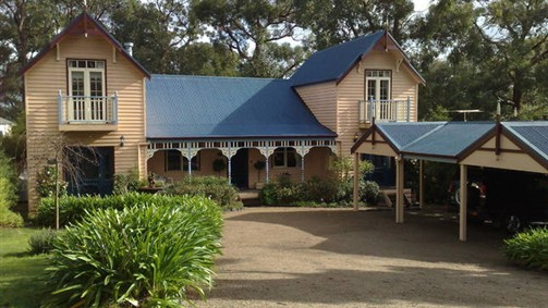 Hideaways At Red Hill - Accommodation VIC