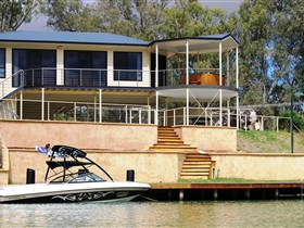 Cascades on the River - Accommodation VIC