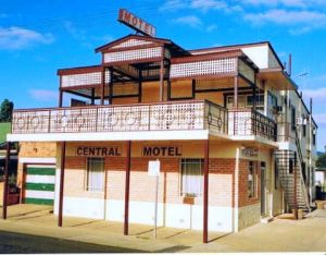 Central Motel - Accommodation VIC
