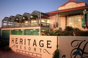 Heritage Resort - Accommodation VIC