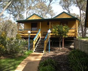 PGL Campaspe Downs - Accommodation VIC