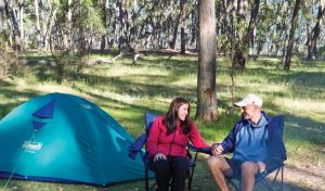 Apsley Falls campground - Accommodation VIC
