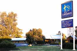Swaggers Motor Inn  Restaurant - Accommodation VIC