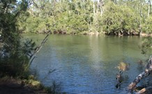 Jervis Bay Cabins and Hidden Creek Real Camping - Accommodation VIC