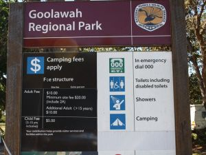 Goolawah National and Regional Parks - Accommodation VIC