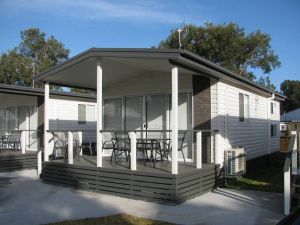 Lakeview Tourist Park - Accommodation VIC