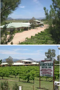 Mudgee Vineyard Motor Inn - Accommodation VIC