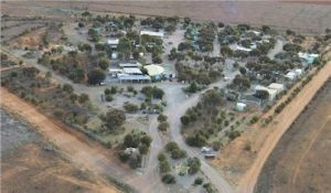 Flinders Ranges Caravan Park - Accommodation VIC